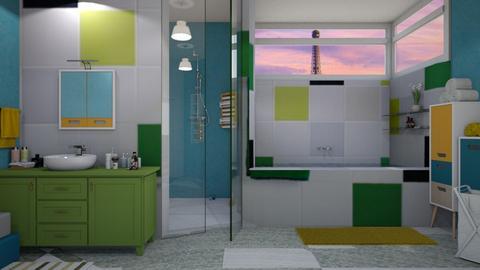 BGY - Bathroom - by Miss MH