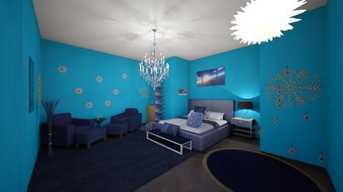 Winter Wonderland - Bedroom - by Ginkgo