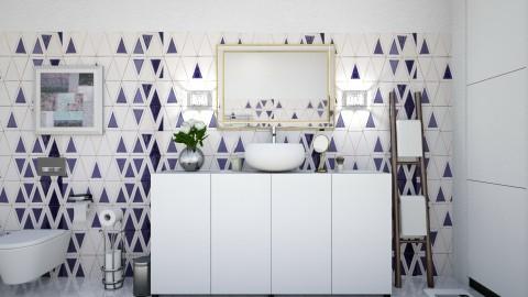 bathme - Bathroom  - by Evgeniya Sinenko