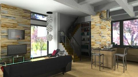 123living - Living room - by jackiefruit