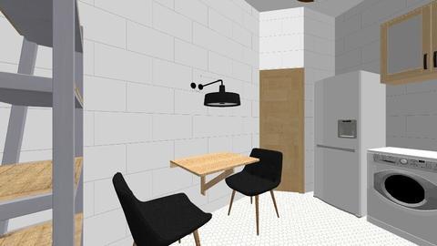 KK8 Kitchen - Minimal - Kitchen  - by tordaim94
