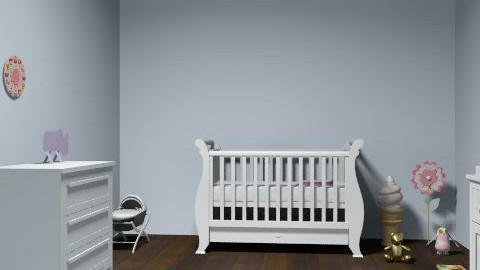 babyyyyyyyyiyy - Classic - Kids room  - by jdillon
