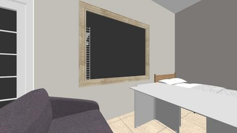 guest house - Minimal - Bedroom  - by Ss5454