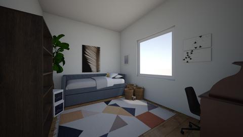 Mom guest room - Bedroom - by rboertmann