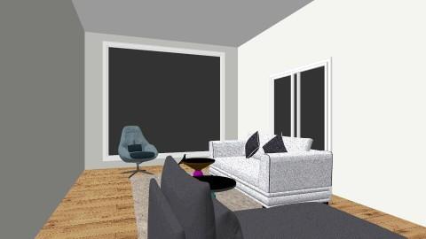 Sanne en Jochum III - Vintage - Living room  - by Juutsteen