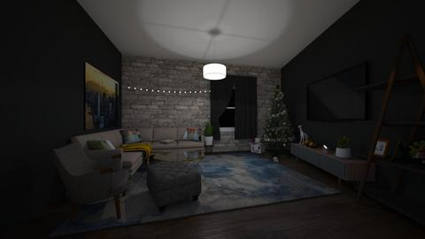 moonchild01 - Living room  - by MOONCHILD01