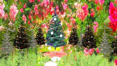 christmas is here - Classic - Garden  - by ruaa shan