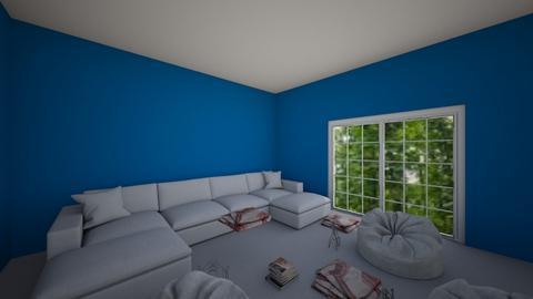 Living Room Study Date - Living room  - by Maireni B Petaluma
