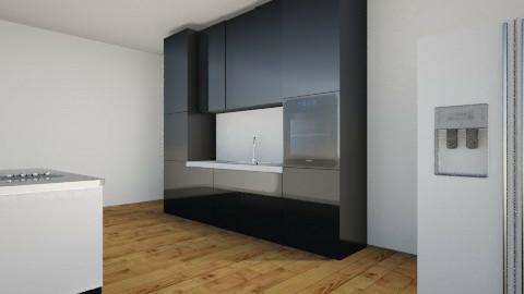 My kitchen - Glamour - Kitchen  - by fashioningrid