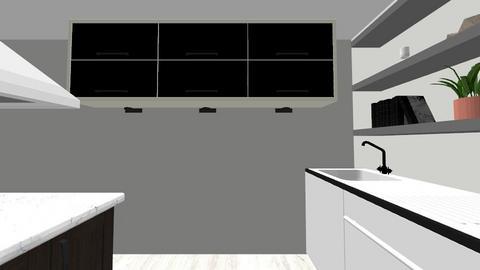 Remodel - Kitchen  - by chrashy