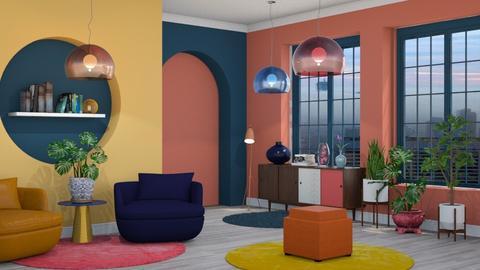 Colorido - by neide oliveira