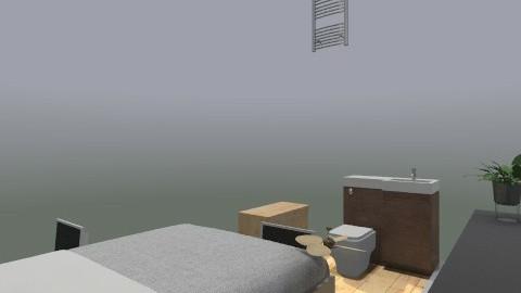 mezzanine 2 - Minimal - Bedroom - by chilihawes