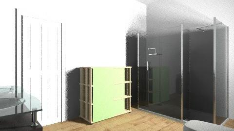 new bathroom - Classic - Bathroom  - by chantal14