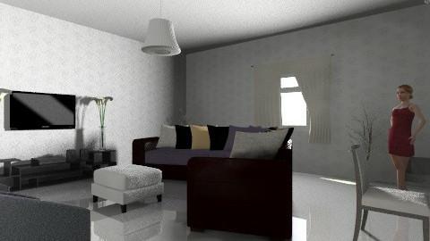 sala nova linda - Eclectic - Bathroom  - by silmara2012