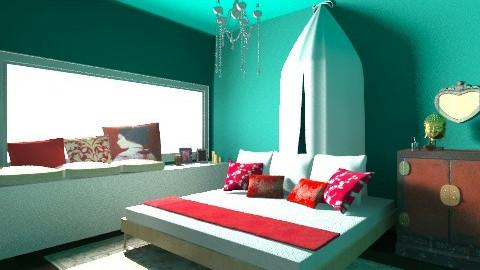 Room2 - Global - Bedroom - by Samdeco77
