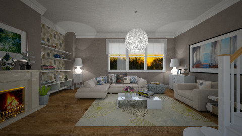 Dandelion By Janip - Classic - Living room - by nina50