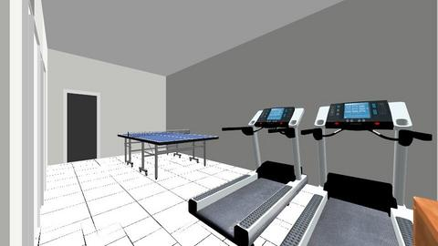 Exercise Room - by sfbrinkley