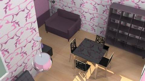Retro dining/lounge - Retro - Living room  - by amritbahra