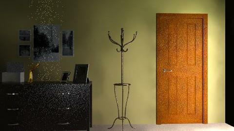 New Room - Rustic - Bedroom  - by tatu1723