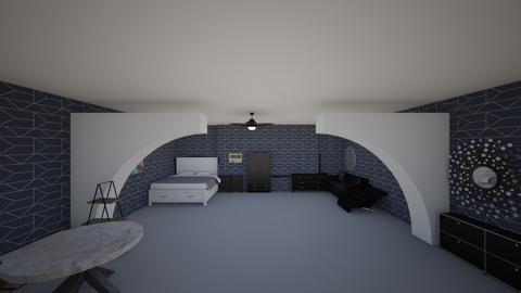 Modern Bedroom - Modern - Bedroom - by Gabby_208