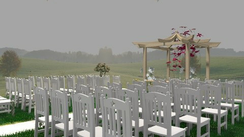 casamento Re e Di1 - Classic - Garden  - by marilentz