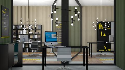 Design_2 - Office  - by adaigio