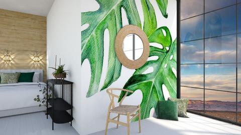 Sammy - Bedroom  - by Meghan White