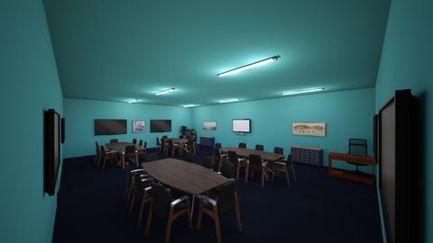 Algebra 1 - Office  - by Rsvo64