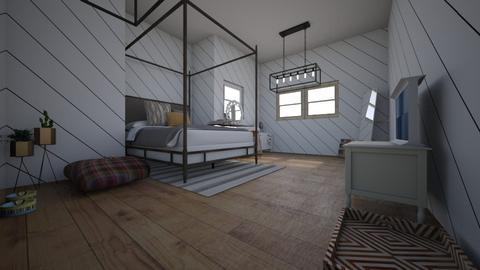 my room lined - Modern - by alyssadewailly