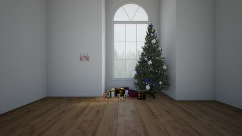 christmas room - by hanna roots