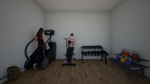 gym - Classic - by Sophia2011
