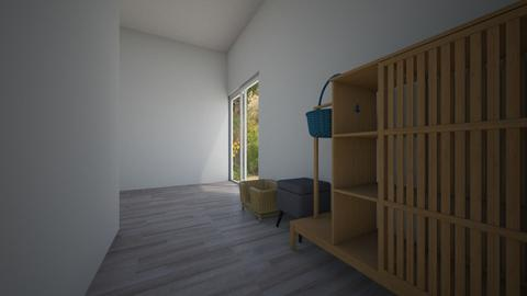 house - Minimal - by wolfiewolf123