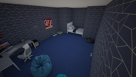 cool - Bedroom - by 17ZVarney