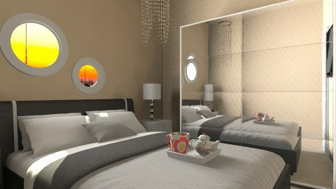 new home - Modern - Bedroom - by Deise  Tamires