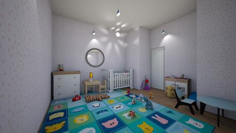 Nursery - Kids room  - by  Mary Ann