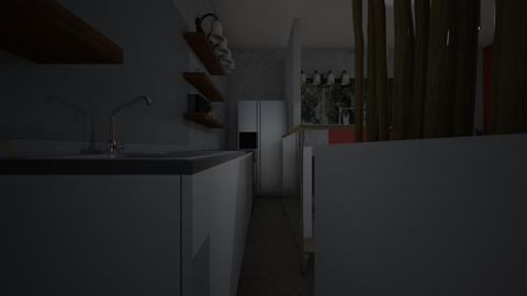 East Gourmet kitchen n - Bathroom  - by Trincityredo