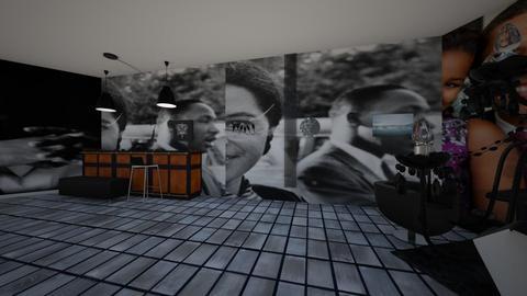 We ALL Matter - Modern - Living room - by HARPERANTIKAINEN