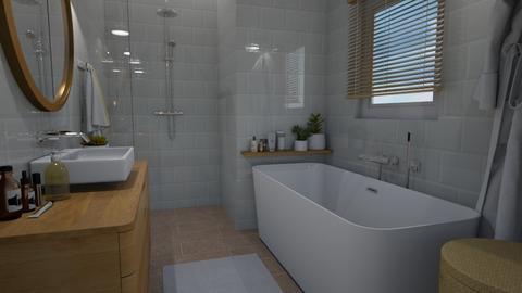 WW - Bathroom  - by Tuija