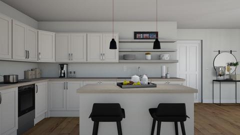 Hudepohl Kitchen - Kitchen  - by juliavalerie