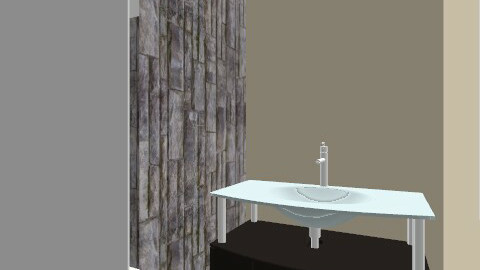 trooz shower - Eclectic - Bathroom - by formica