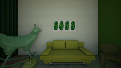 St Patricks Day Ireland - Living room  - by theIrishdog