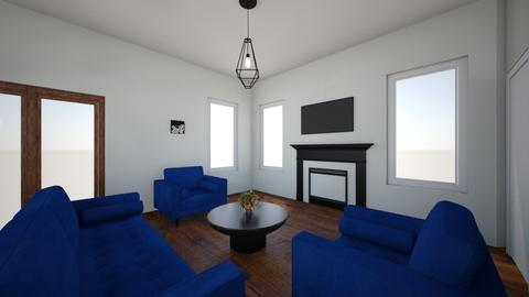 small house - Living room  - by griffin_mae