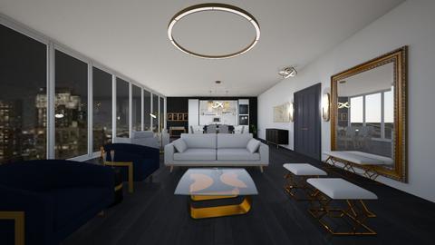 Modern Apartment - Modern - by Peyton Popson