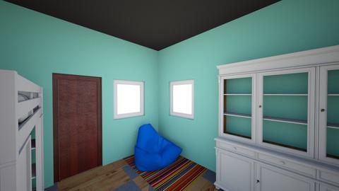 Bedroom - Bedroom  - by Iloveunicorns1234