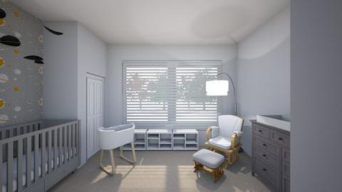 Nursery - Modern - Kids room  - by rsantiva