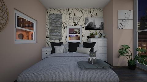 Tumblr Bedroom - Bedroom  - by Golden Ringlet