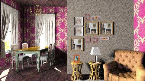 axcvbj - Vintage - Living room  - by wagner herbst padilha