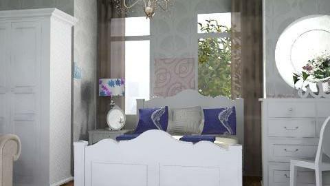 New bedroom - Eclectic - Bedroom  - by milyca8