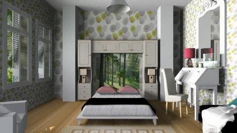 Oslo - Eclectic - Bedroom  - by milyca8