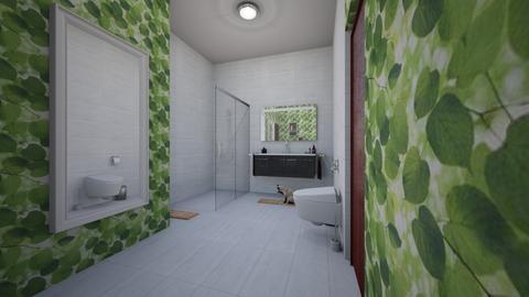 Somonino Jungle 2 - Bathroom - by superD